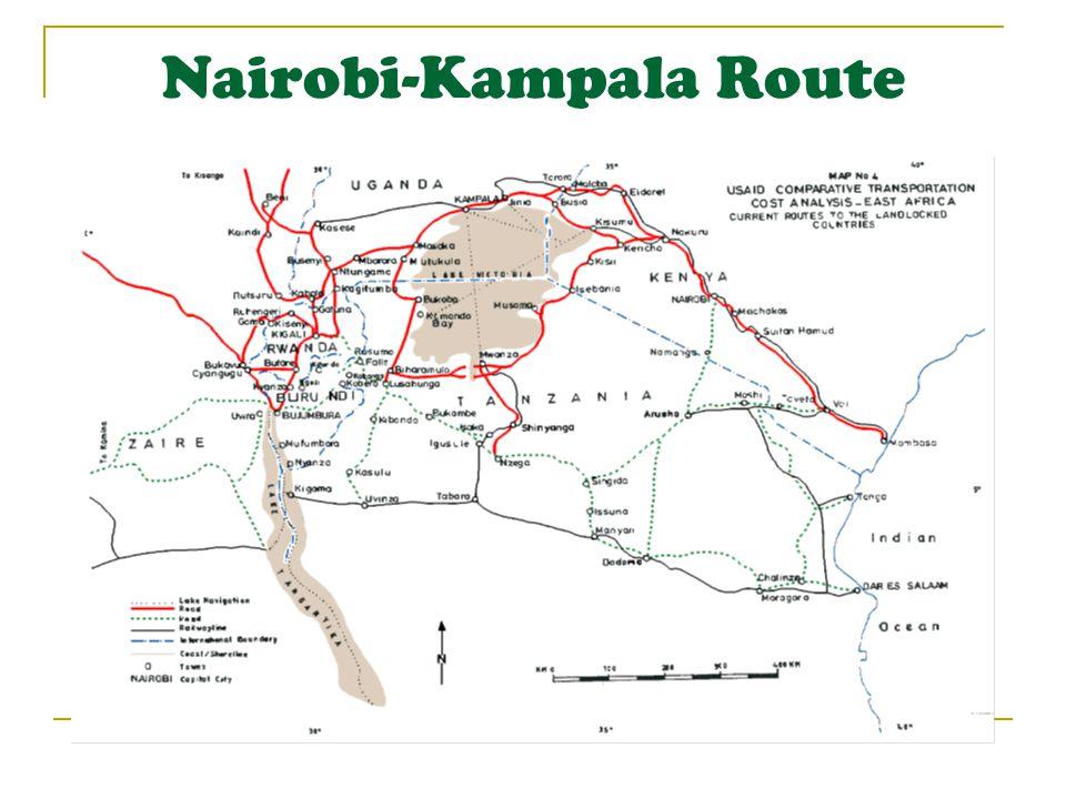 Nairobi-Kampala Route