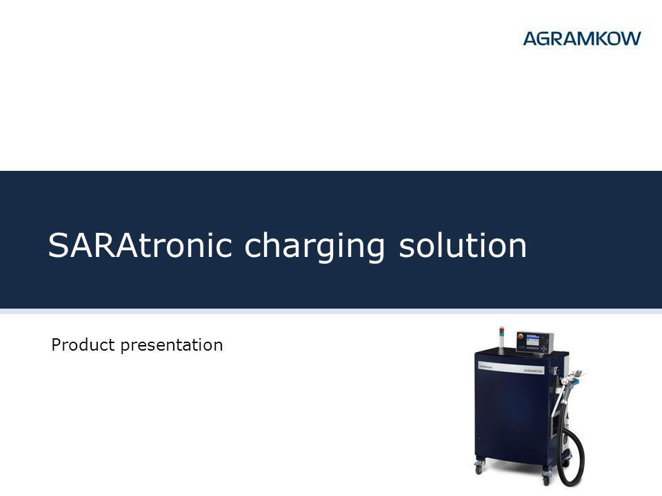 SARAtronic charging solution Product presentation