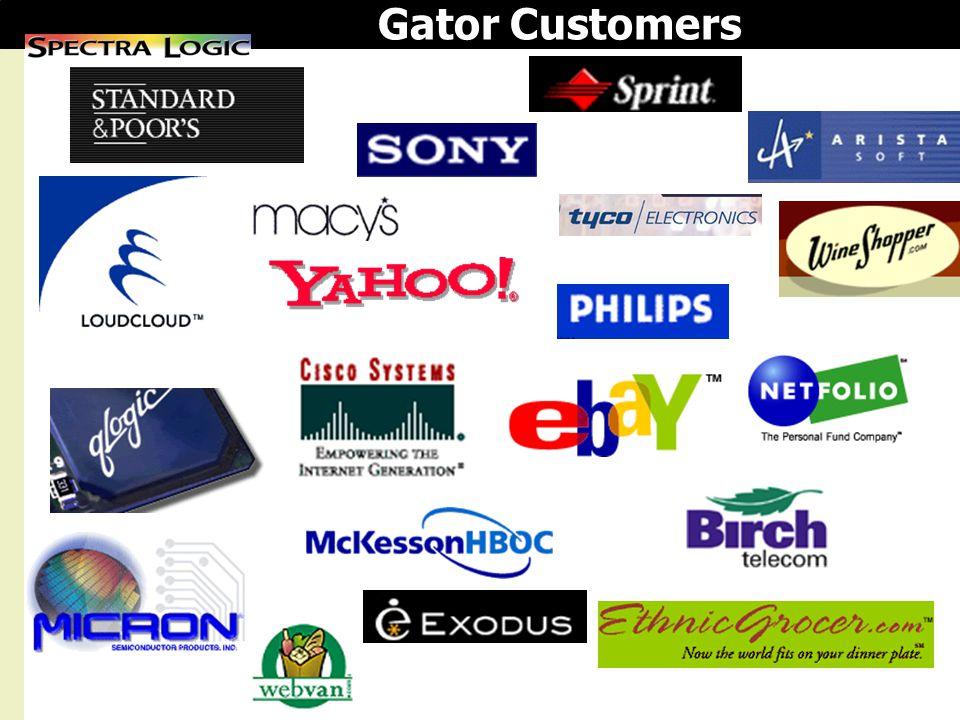 Gator Customers