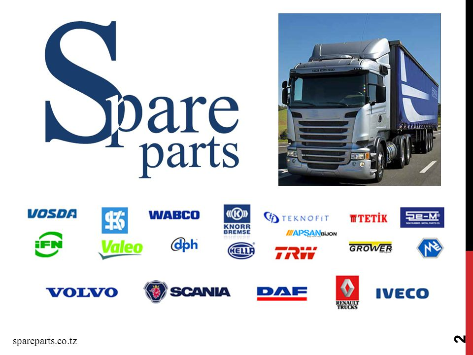 2 spareparts.co.tz
