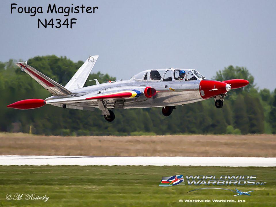 Year built: 1963 Serial Number: 434 7568 AFTT Worldwide Warbirds, Inc.