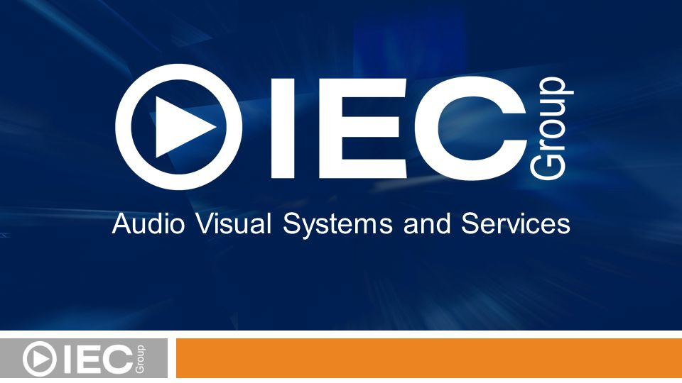 Audio Visual Systems and Services