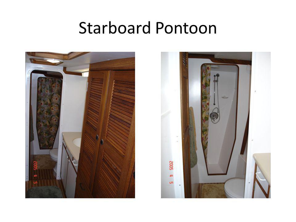 Starboard Pontoon