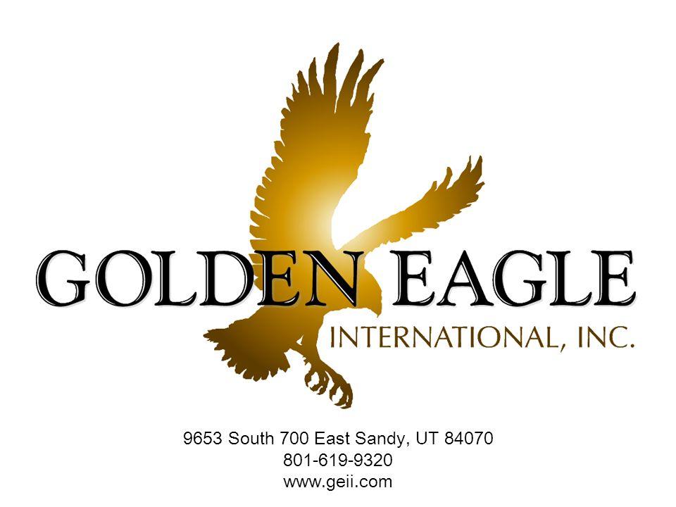 9653 South 700 East Sandy, UT 84070 801-619-9320 www.geii.com