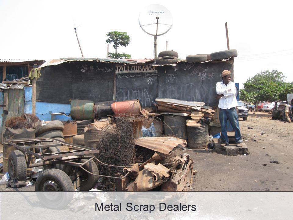 Metal Scrap Dealers