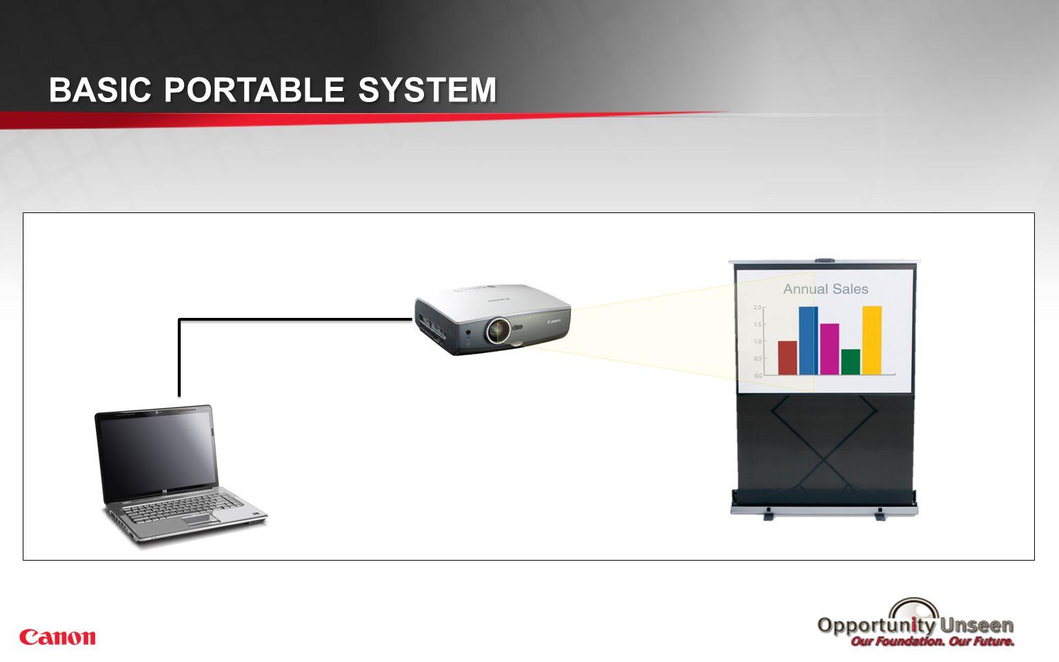 BASIC PORTABLE SYSTEM