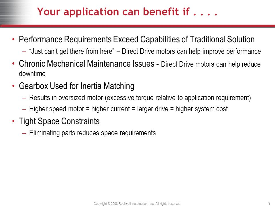 Copyright © 2008 Rockwell Automation, Inc.All rights reserved.