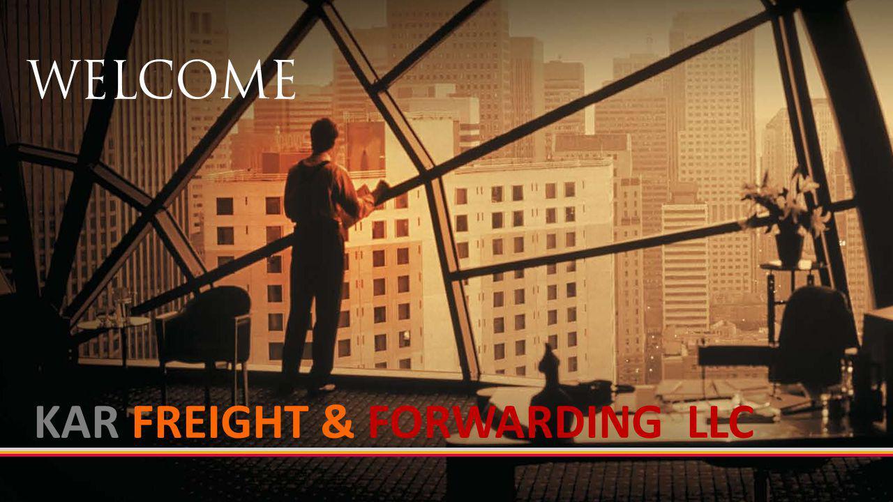KAR FREIGHT & FORWARDING LLC
