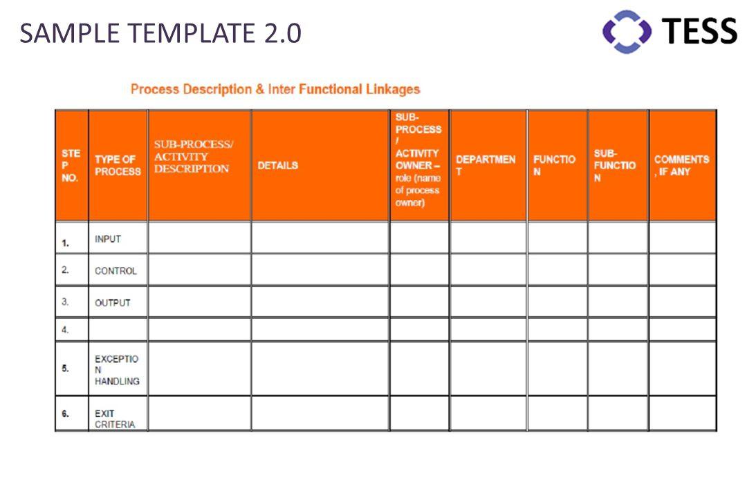 SAMPLE TEMPLATE 2.0