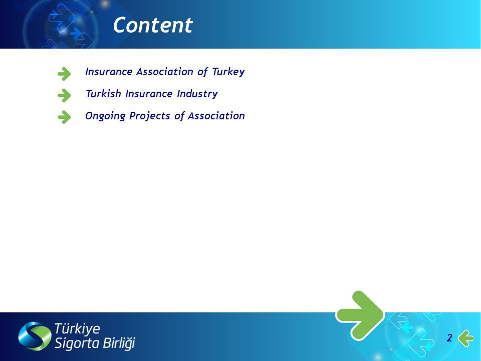 3 Insurance Association of Turkey