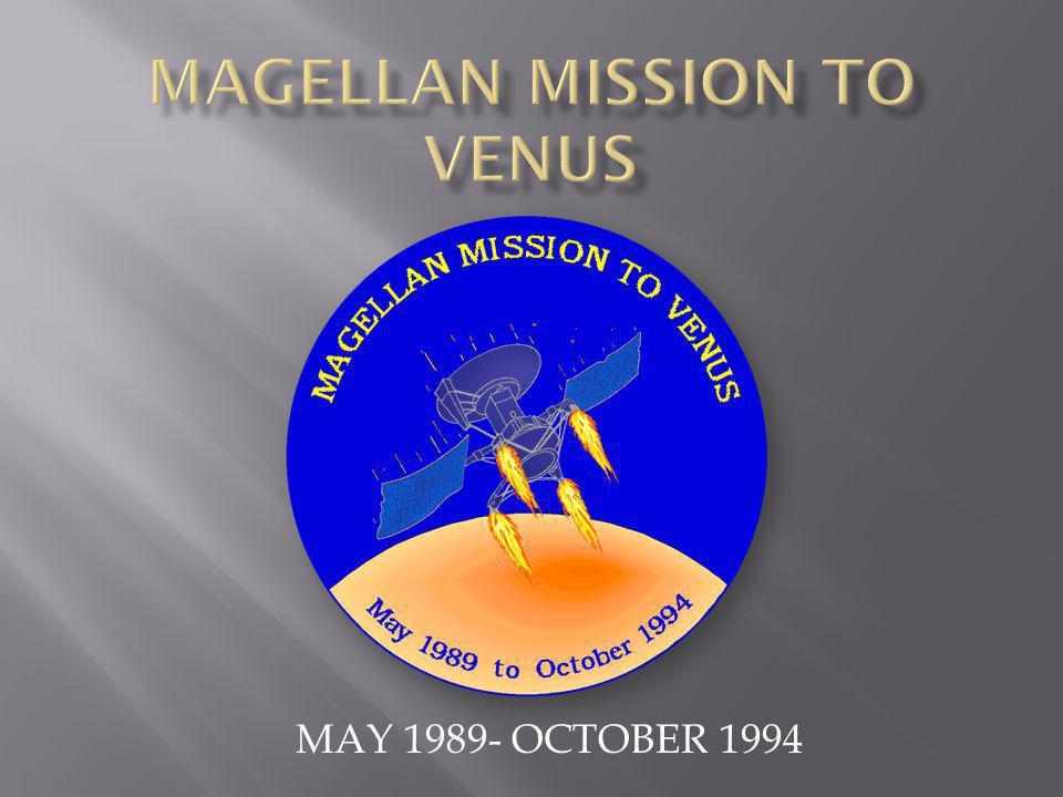 MAY 1989- OCTOBER 1994