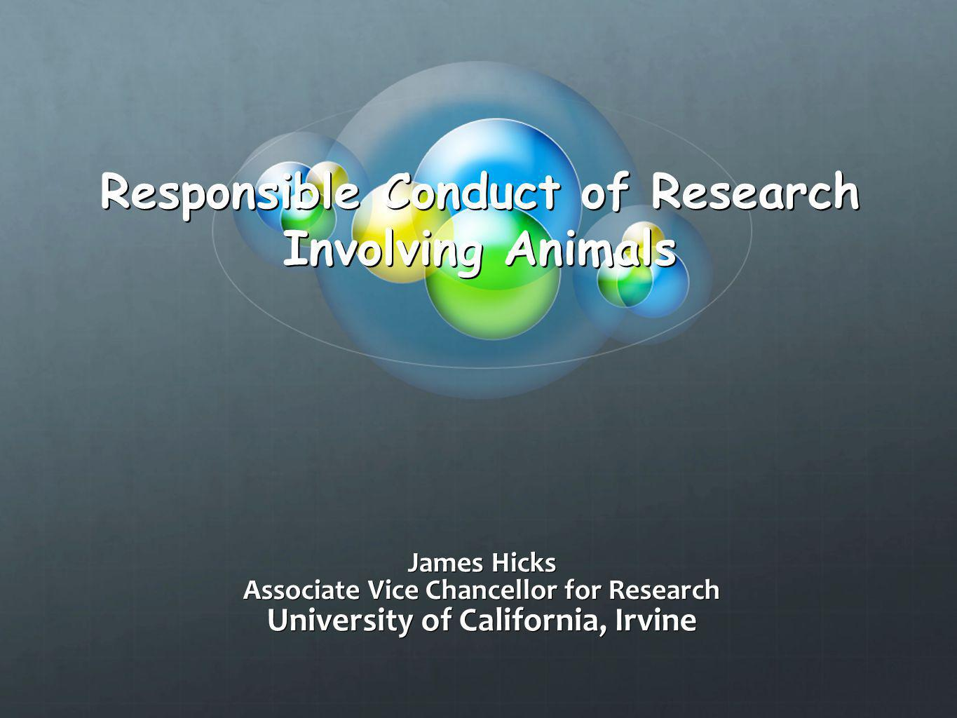 Outline Animal use definition and examples History of animal welfare regulations Ethical and humane use of animals Requirements before working with animals