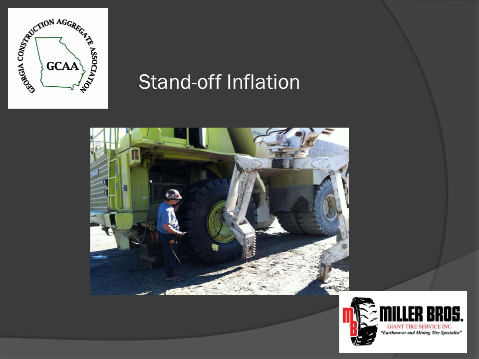 Stand-off Inflation
