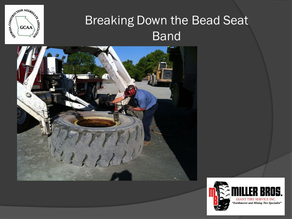 Breaking Down the Bead Seat Band