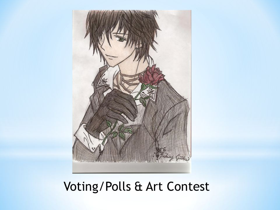 Voting/Polls & Art Contest