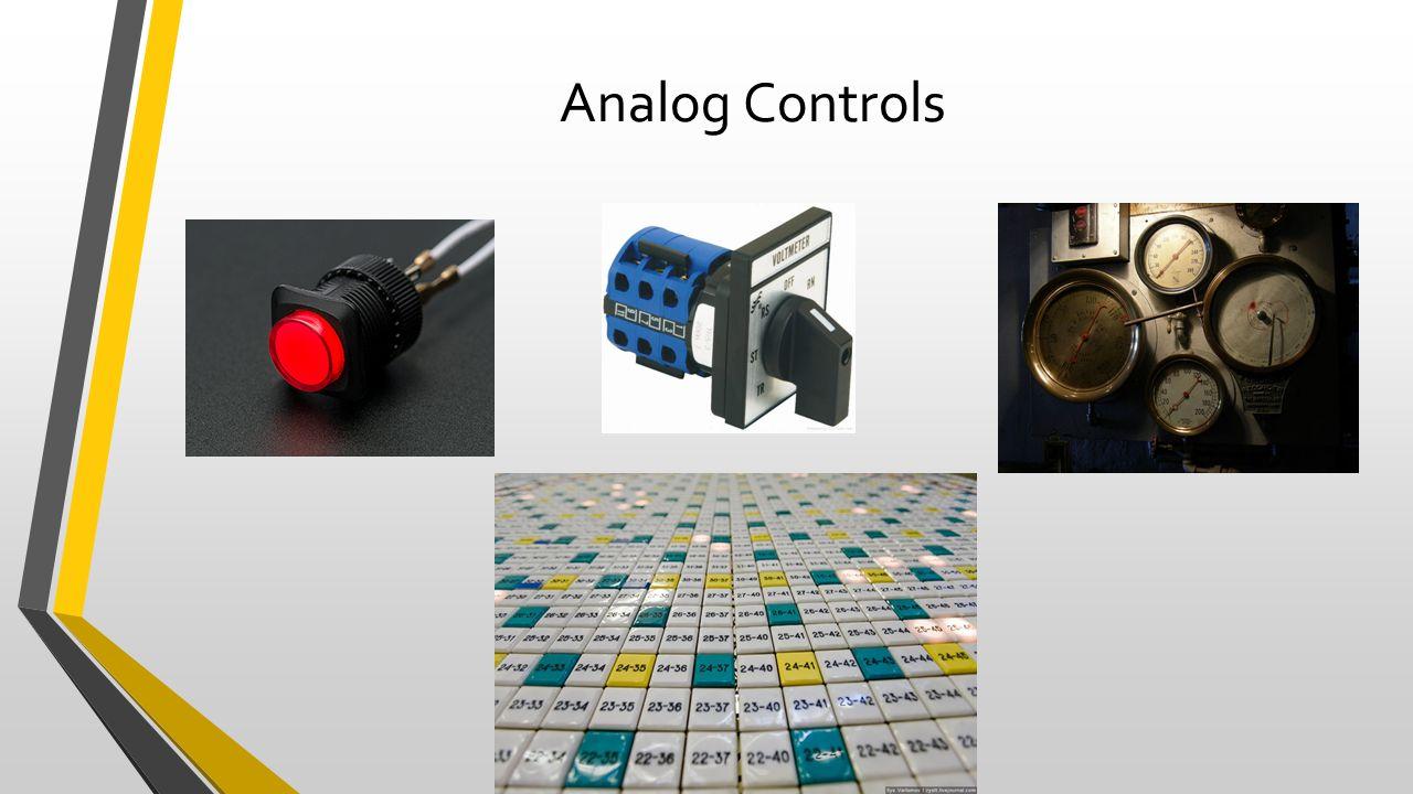 Analog Controls
