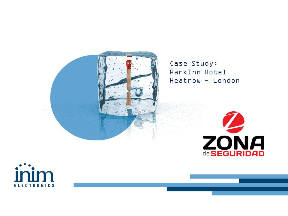 Case Study: ParkInn Hotel Heatrow - London