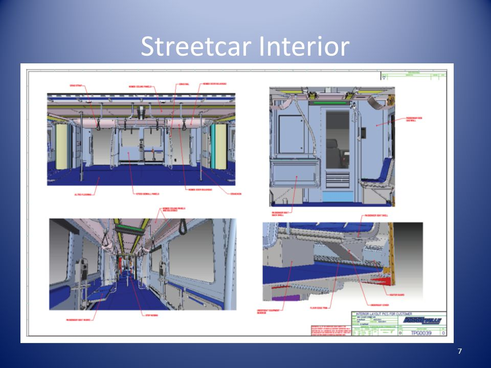 Streetcar Interior 7