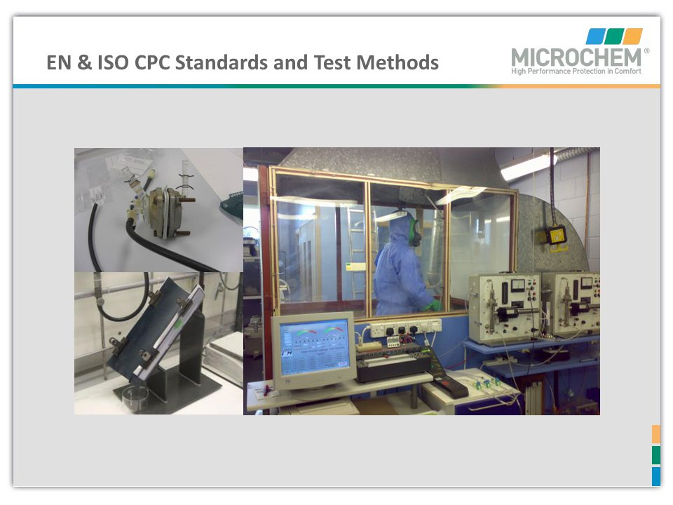 EN & ISO CPC Standards and Test Methods