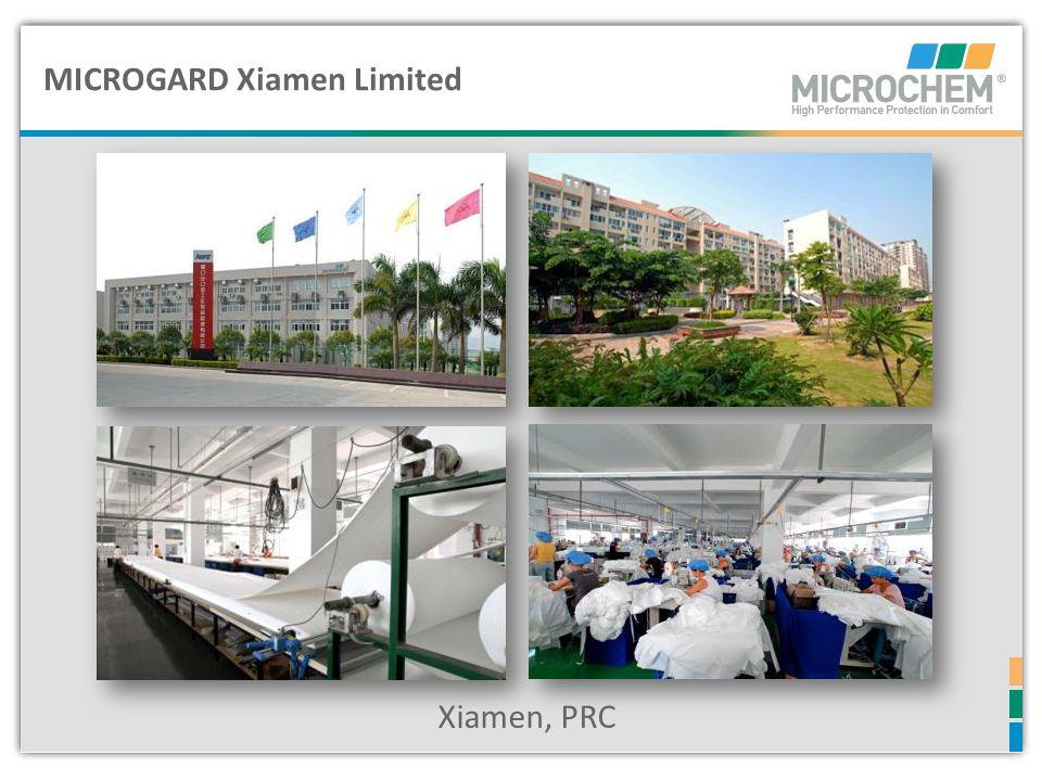 MICROGARD Xiamen Limited Xiamen, PRC