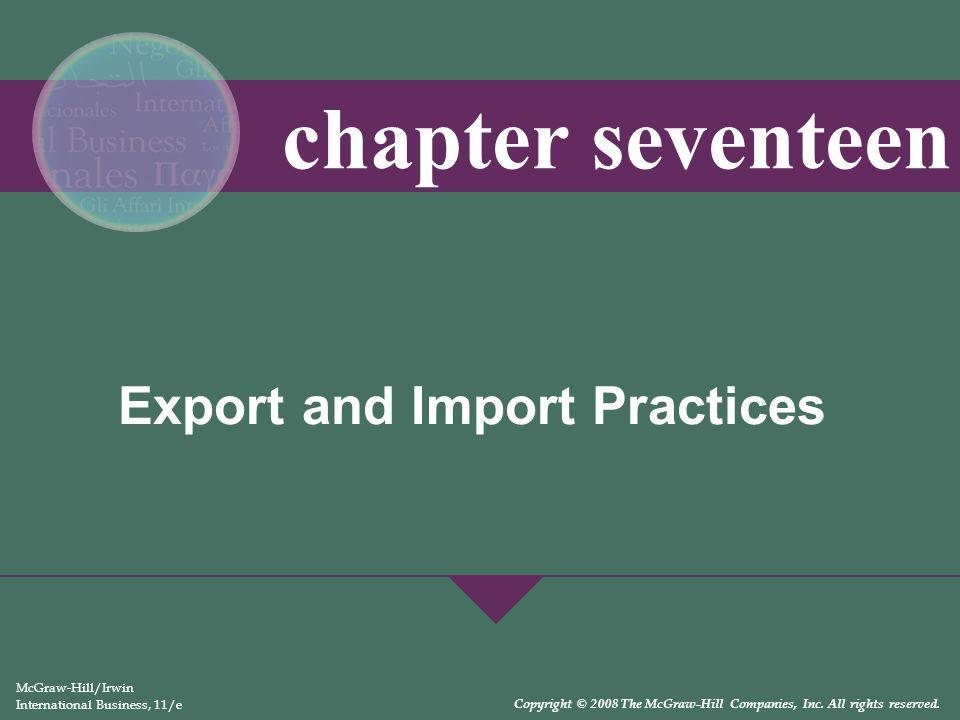 17-33 Export Financing contd.