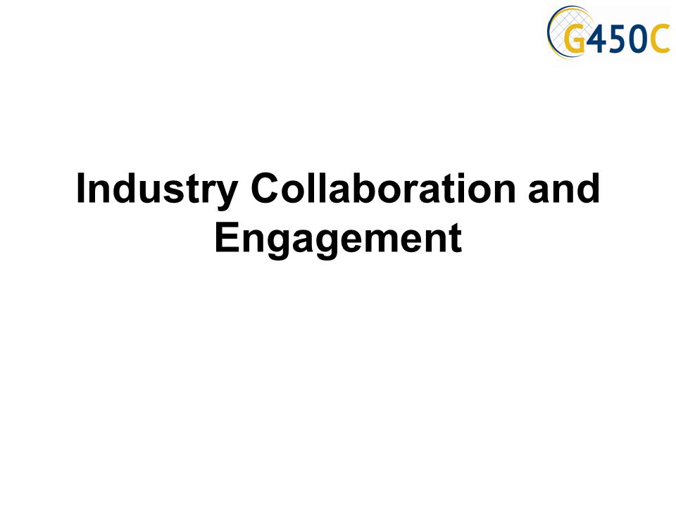 Industry Collaboration and Engagement