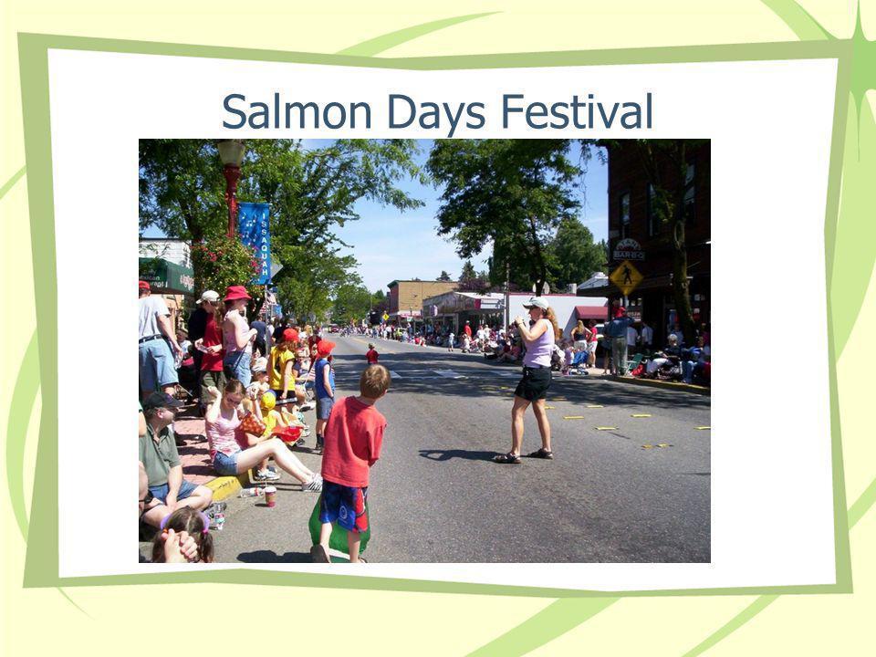 Salmon Days Festival