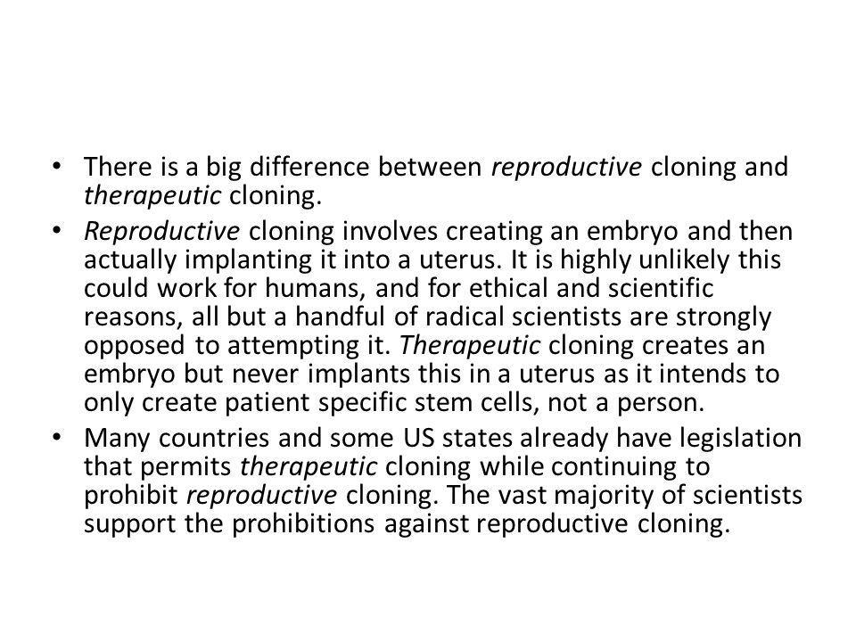 GENETICS 4.4.11 CLONING