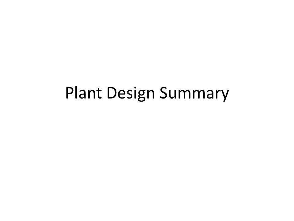 We Process & Plant Design