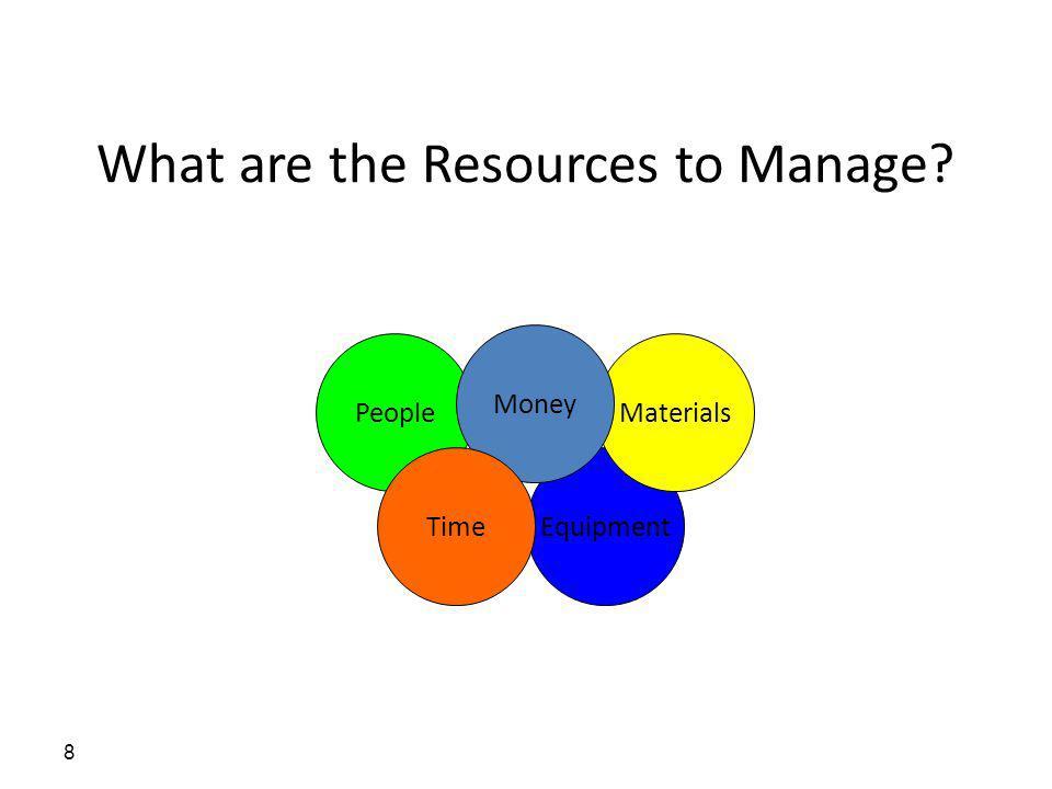 9 Project Management Framework