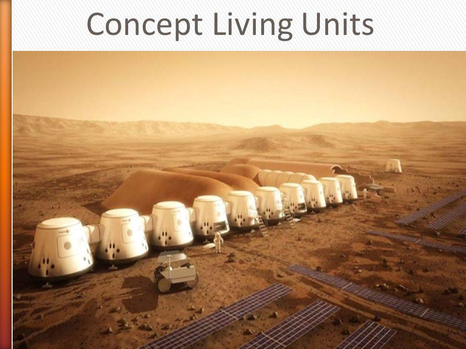 Concept Living Units