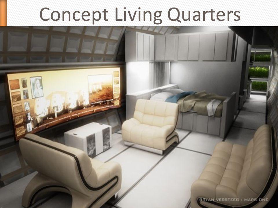 Concept Living Quarters