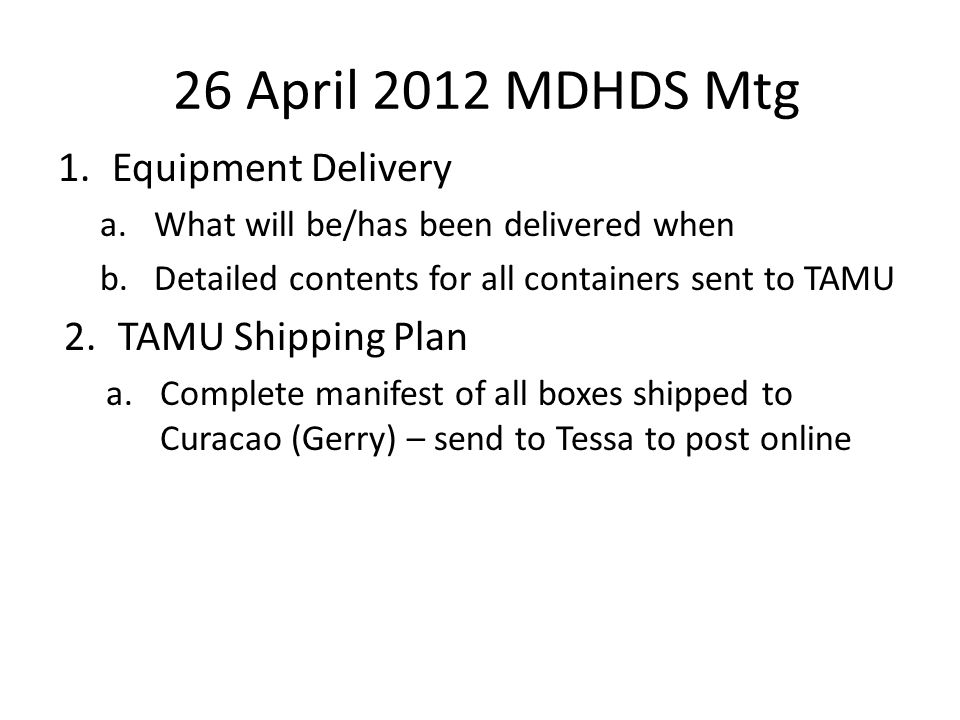 UT Delivered MDHDS Tether assembly T2P Two complete tools Mobile pressure chamber Misc.