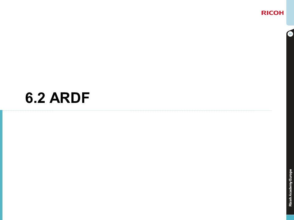 Ricoh Academy Europe 6.2 ARDF 64
