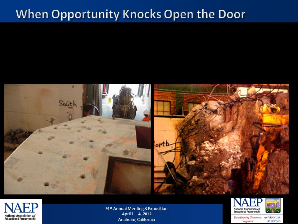 91 st Annual Meeting & Exposition April 1 – 4, 2012 Anaheim, California 91 st Annual Meeting & Exposition April 1 – 4, 2012 Anaheim, California ISUs r