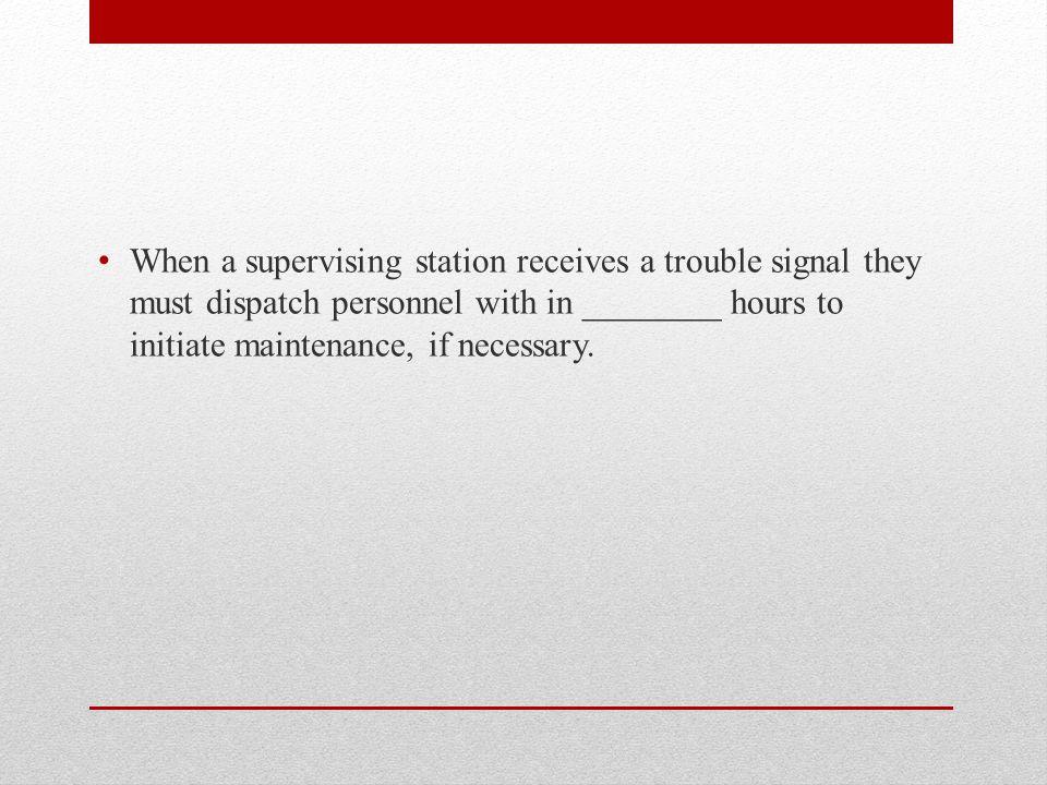 Supervisory 23.8.4.7