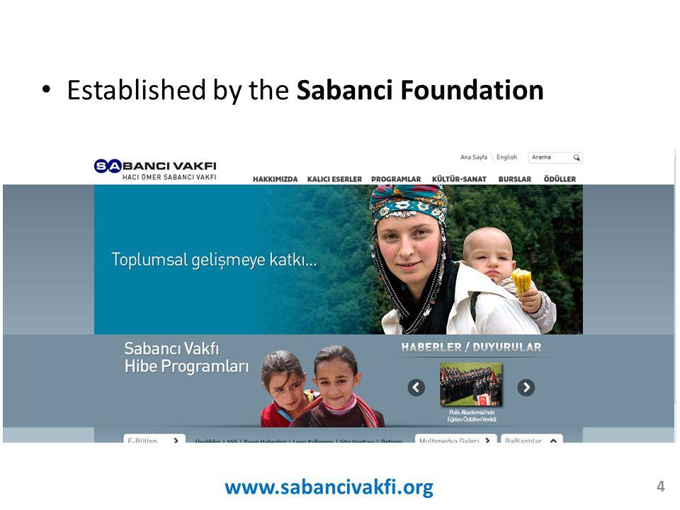 Sabancı Group www.sabanci.com 5