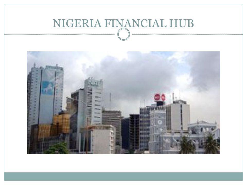 NIGERIA FINANCIAL HUB