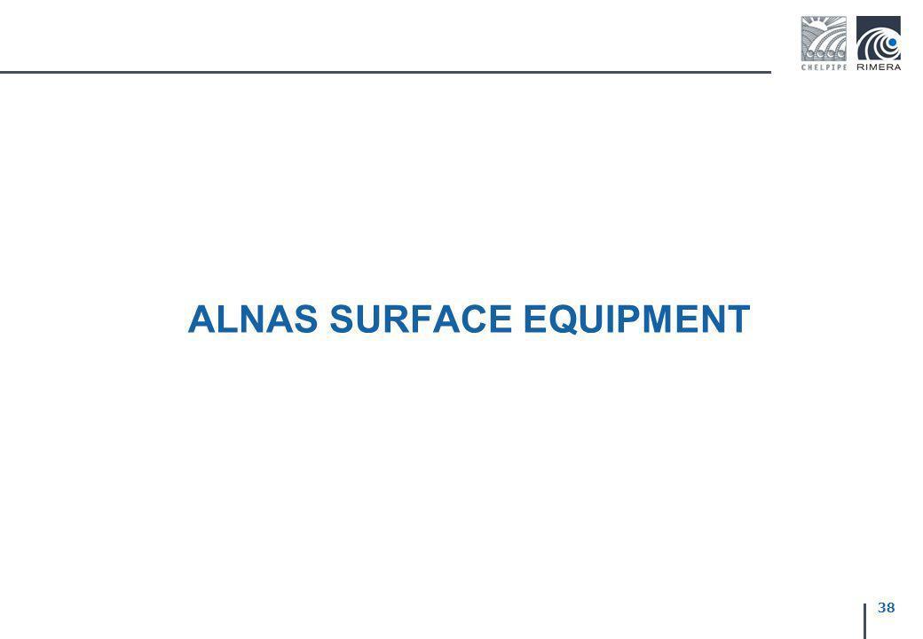 38 ALNAS SURFACE EQUIPMENT