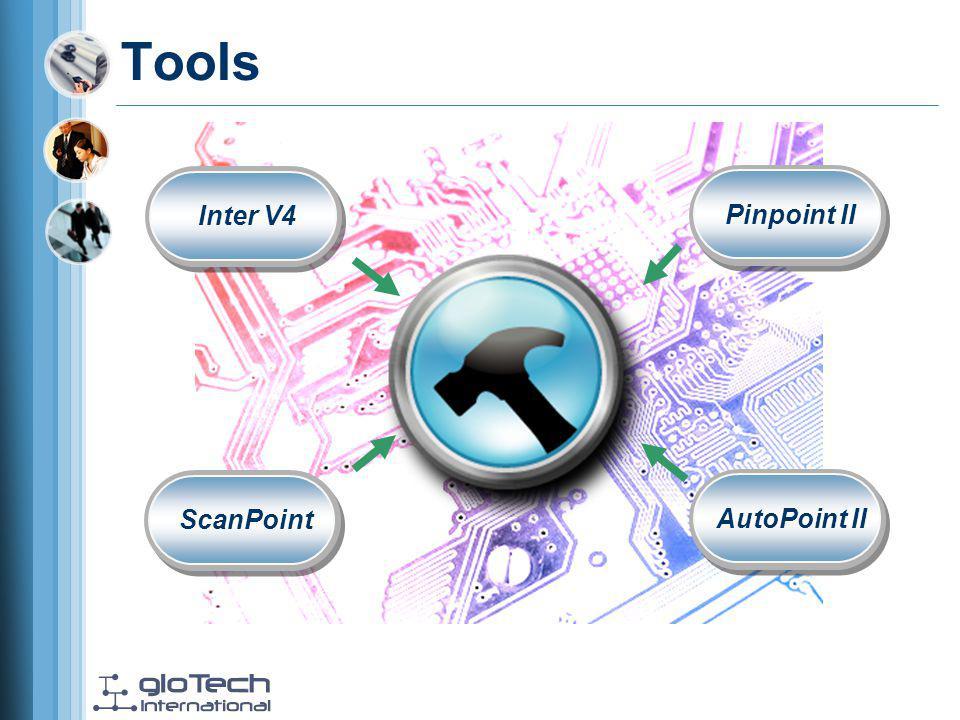 Pinpoint IIAutoPoint IIScanPointInter V4