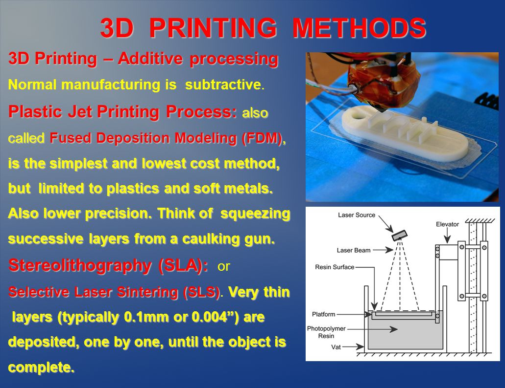 Plastic Jet Printing Process: Plastic Jet Printing Process: Thermoplastic materials such as ABS and polycarbonates of various types.