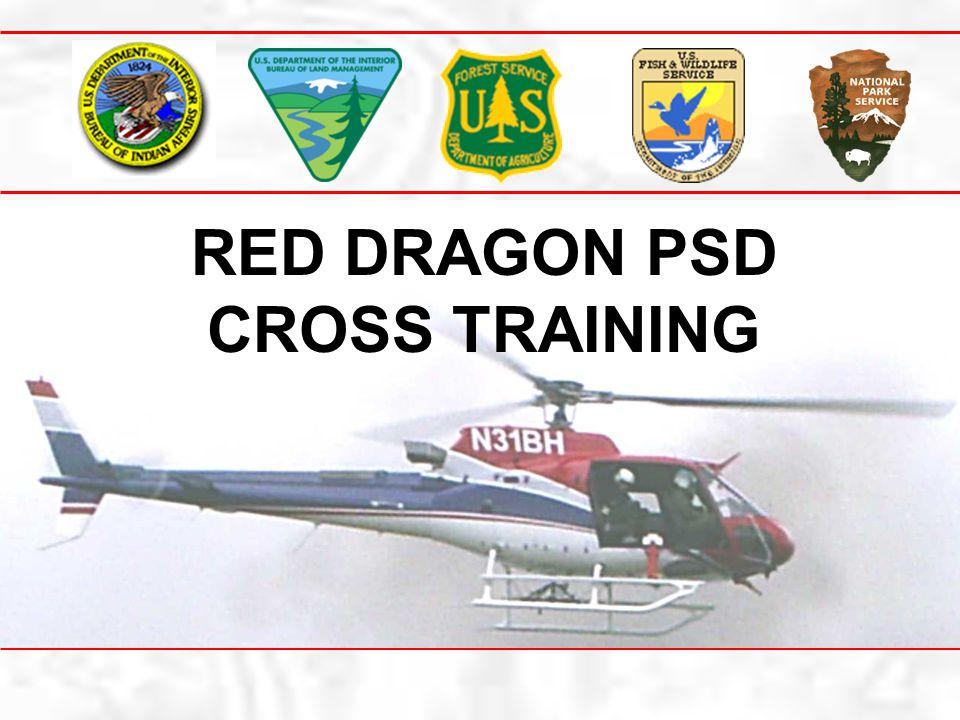 RED DRAGON PSD CROSS TRAINING