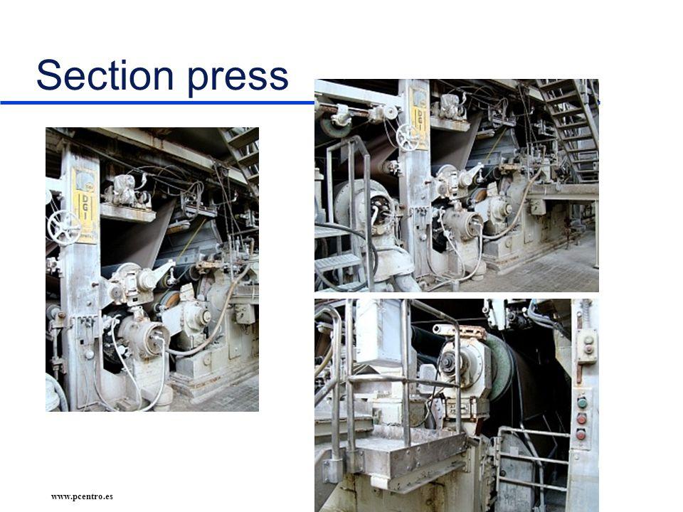 www.pcentro.es Section press