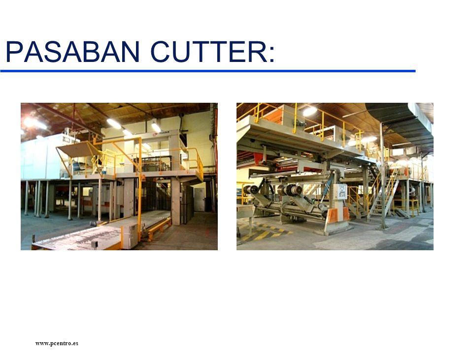 www.pcentro.es PASABAN CUTTER:
