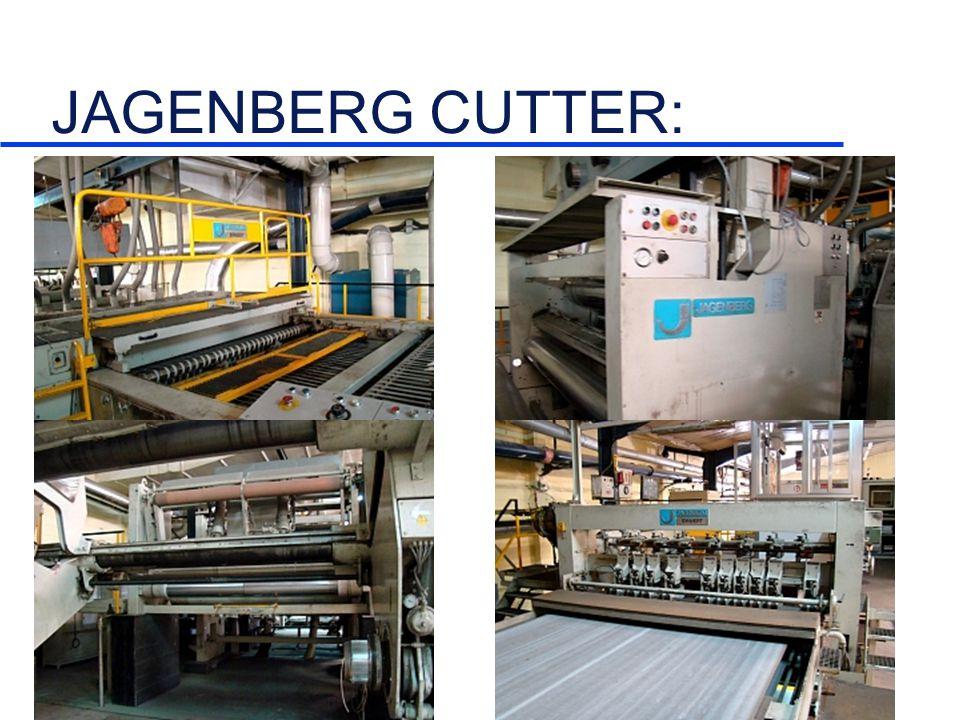 JAGENBERG CUTTER:
