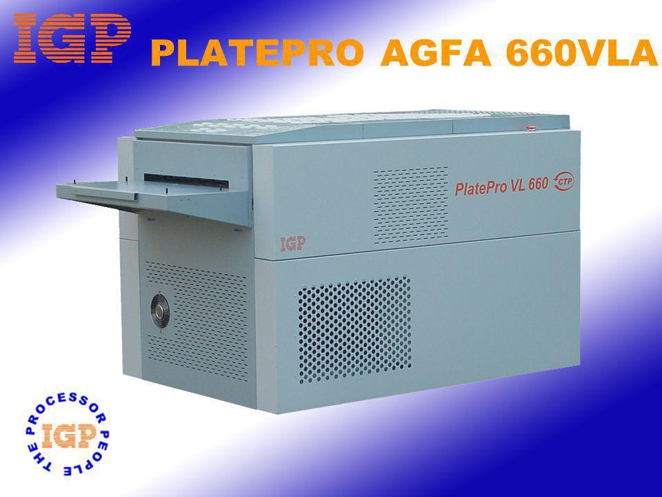 PLATEPRO AGFA 660VLA