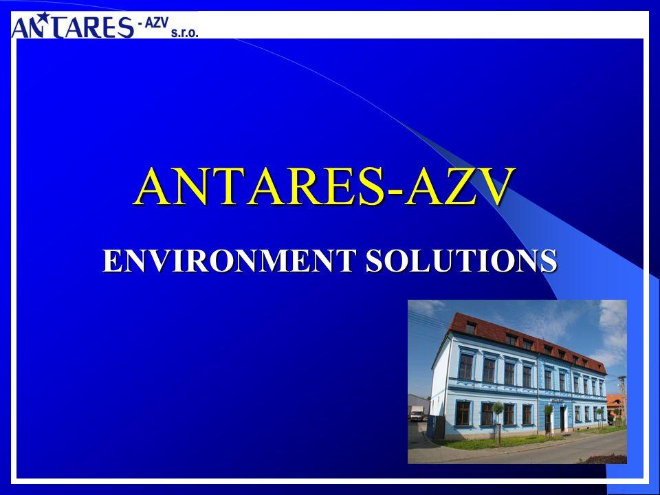 ENVIRONMENT SOLUTIONS ANTARES-AZV