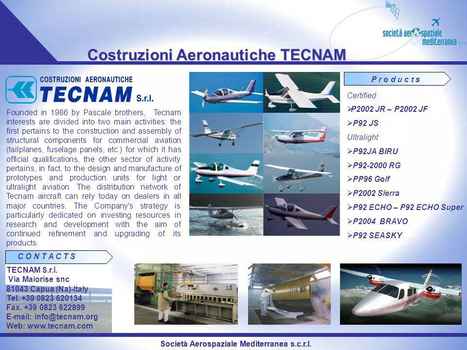 Società Aerospaziale Mediterranea s.c.r.l.FOX BIT Fox Bit S.r.l.