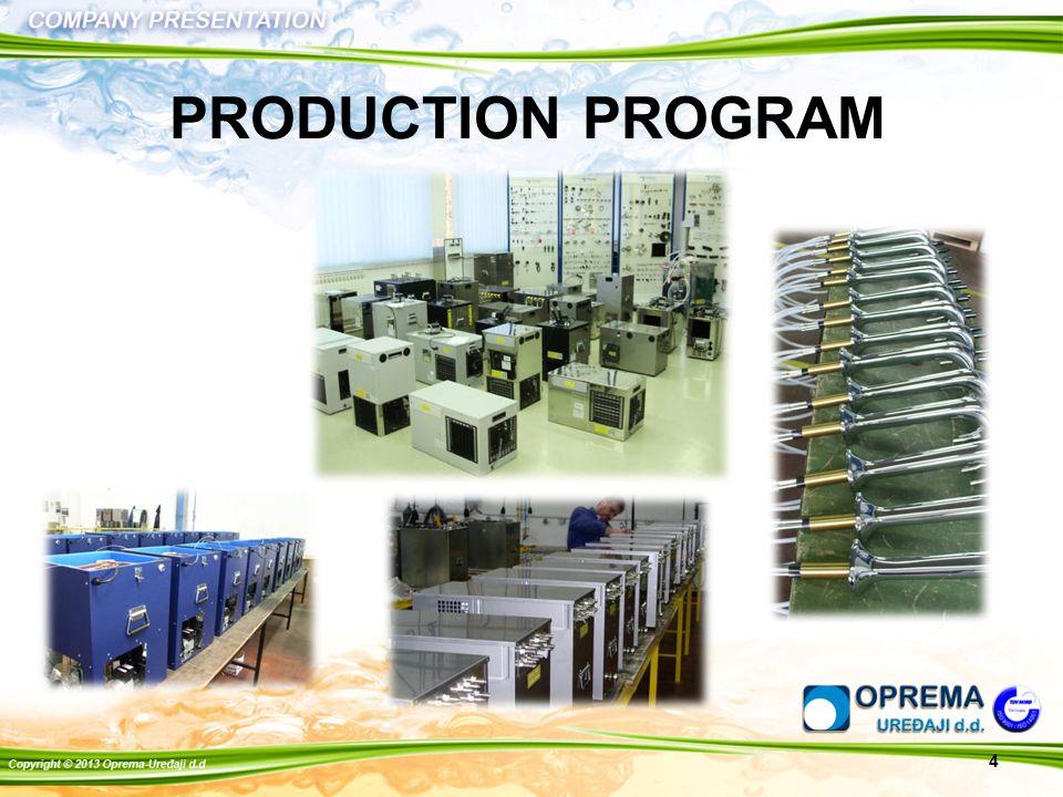 PRODUCTION PROGRAM 4