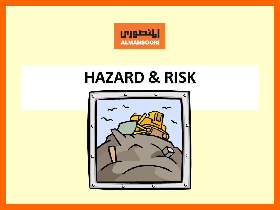 HAZARD & RISK